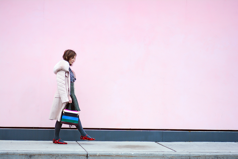 Alexander_Wang_Pink_Coat