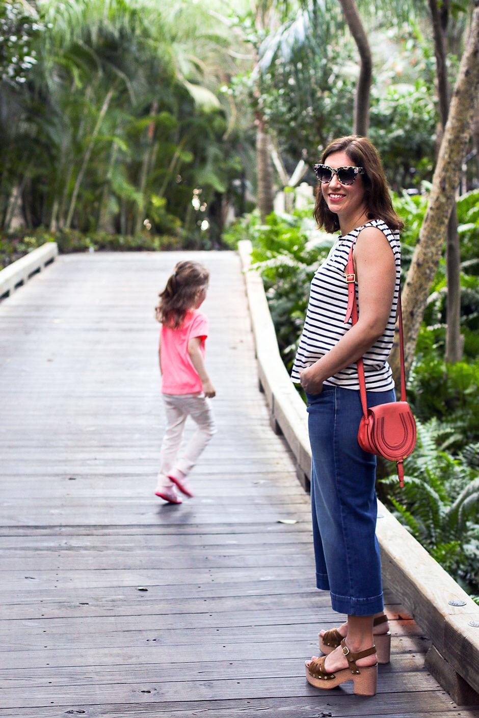 Anna Roufos Sosa of Noir Friday at the St. Regis Bahia Beach Resort Puerto Rico.