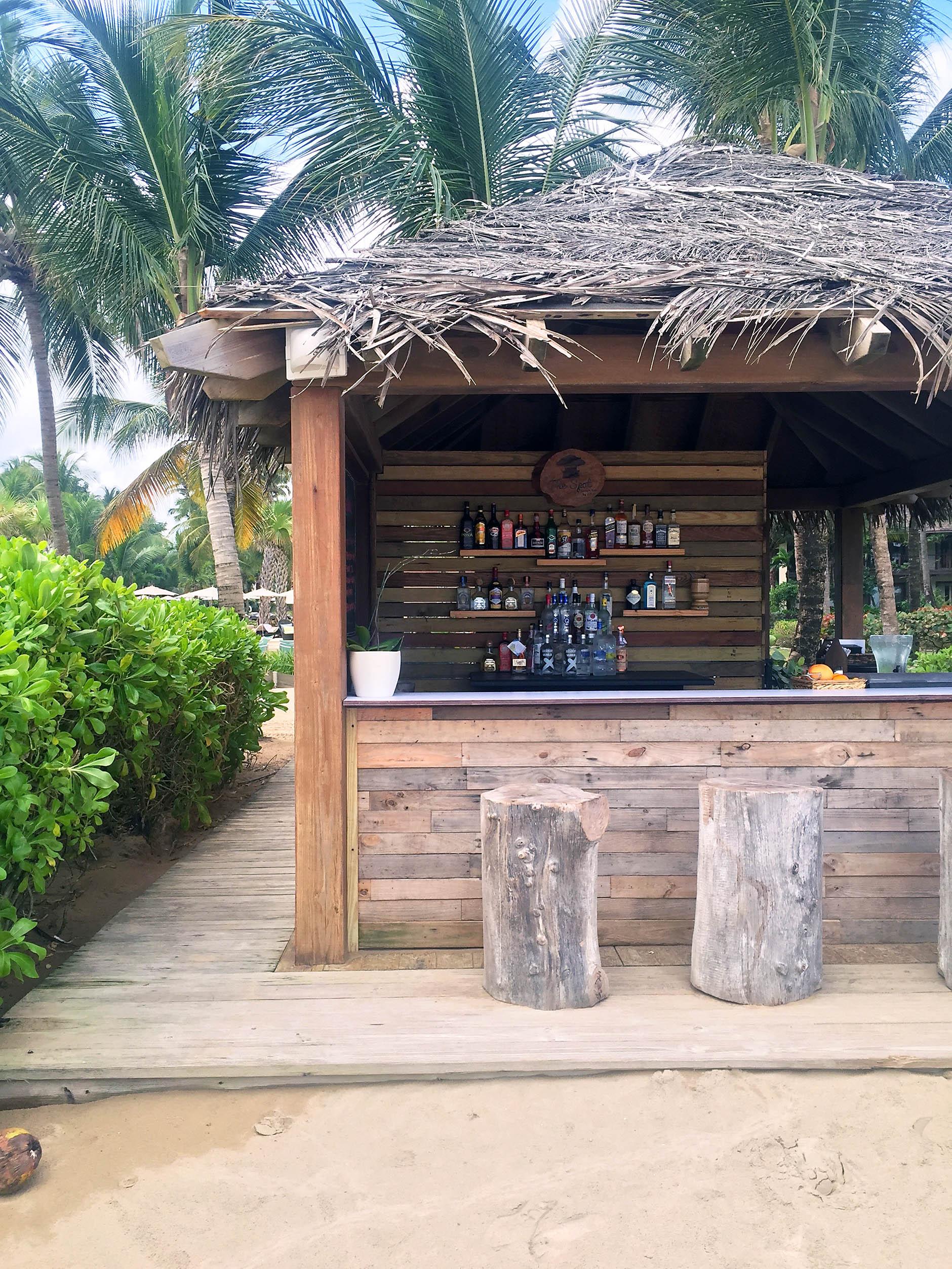 Anna Roufos Sosa of Noir Friday at The St. Regis Bahia Beach Resort Puerto Rico
