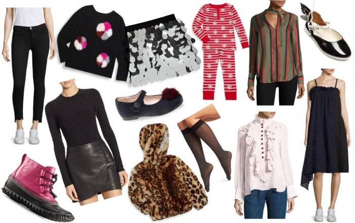 Anna Roufos Sosa of Noir Friday shares her picks from the Saks Fifth Avenue Friends & Family sale.