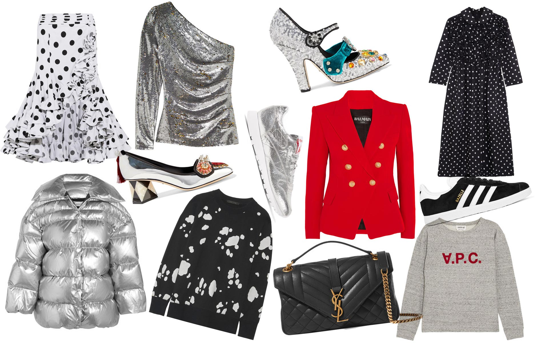 Anna Roufos Sosa of Noir Friday shares her top picks from the Net-A-Porter year end sale.