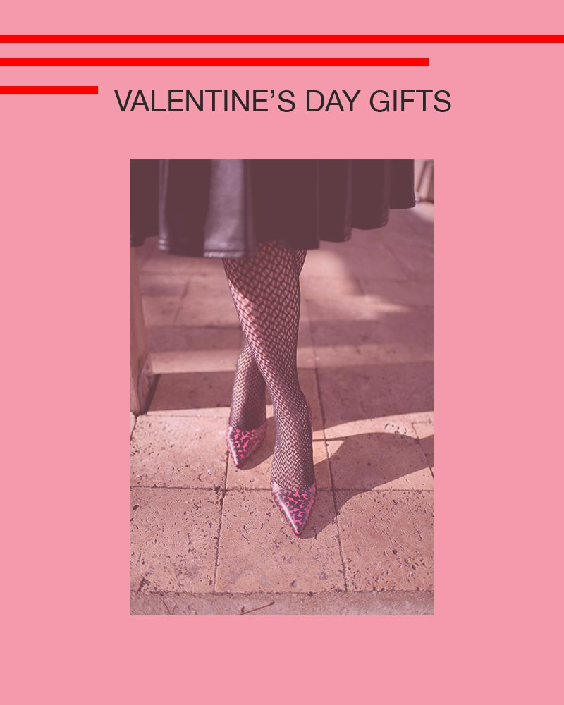 Anna Roufos Sosa of Noir Friday picks the best gifts for Valentine's Day