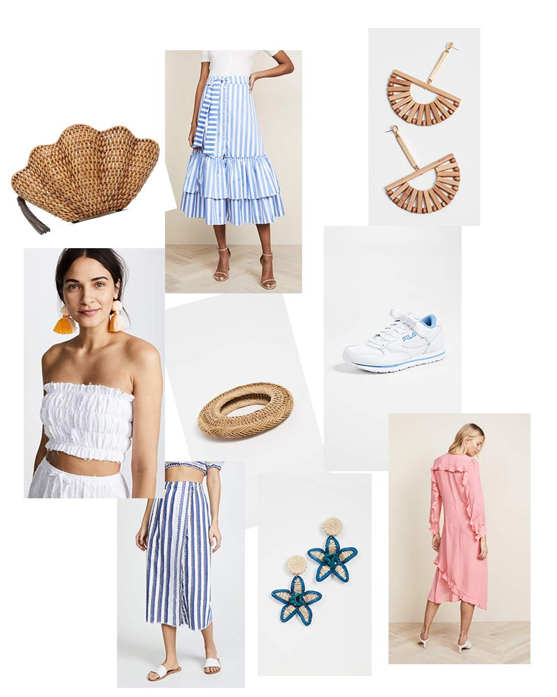 Anna Roufos Sosa of Noir Friday shares the best items from the Shopbop Event of the Season sale.