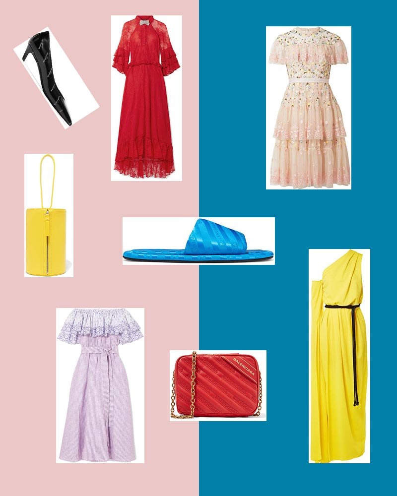 Anna Roufos Sosa of Noir Friday shares the best items from the Net-A-Porter Spring/Summer 18 sale.