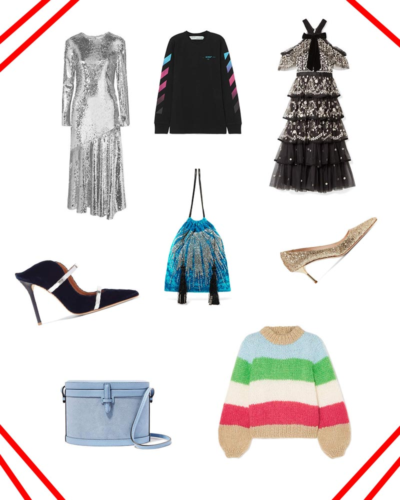 Anna Roufos Sosa of Noir Friday shares the best items from the Fall/Winter 18 Net-A-Porter sale.